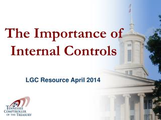 The Importance of Internal Controls