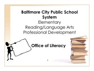 Baltimore City Public School System Elementary Reading ...