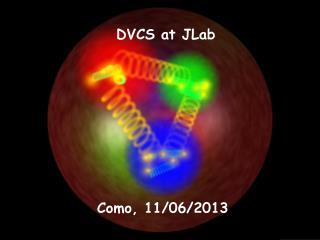 DVCS at  JLab