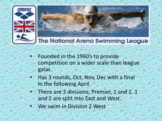 Founded in the 1960's to provide competition on a wider scale than league galas.
