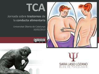 TCA Jornada sobre  trastornos  de la  conducta alimentaria Universitat Oberta de Catalunya
