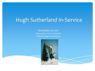 Hugh Sutherland In-Service
