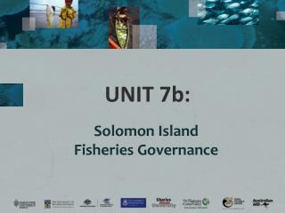 UNIT 7b: