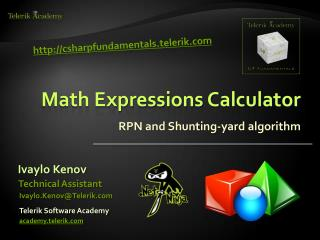 Math Expressions  Calculator