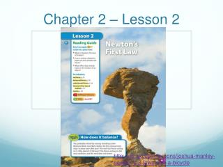 Chapter 2 – Lesson 2