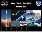 NOAA SARSAT - SARSAT - NOAA