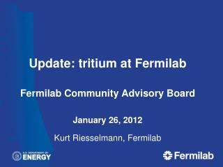 How is tritium produced?