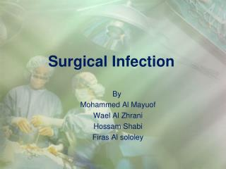 Surgical Infection