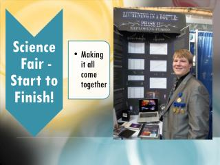 What is a Science Fair Project?