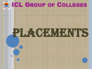 ICL Group of Colleges
