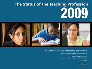 The Center for the Future of Teaching and Learning Research conducted by SRI International