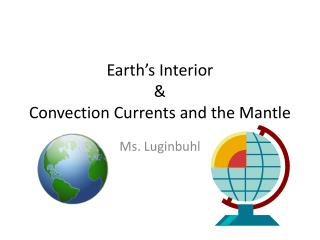 Earth�s Interior & Convection Currents and the Mantle