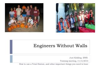Engineers Without Walls