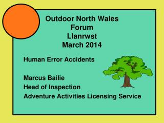 Outdoor North Wales Forum Llanrwst March 2014