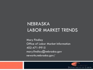 Nebraska  Labor Market Trends
