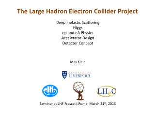 The Large Hadron Electron Collider Project