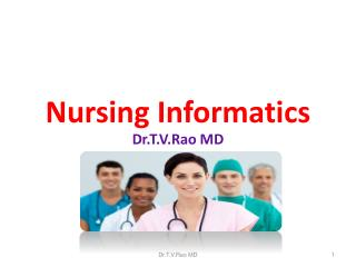 Nursing Informatics Nursing Profession