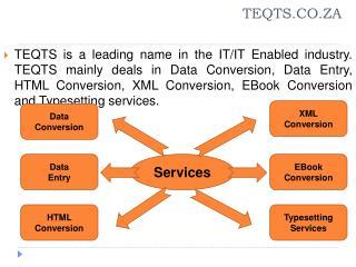 Data Conversion Services @ Johannesburg
