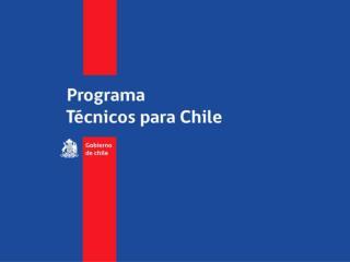 ¿Qué es Técnicos para Chile?