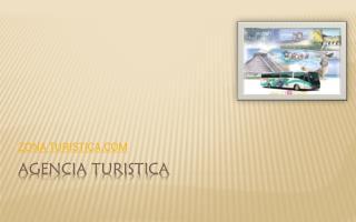 Agencia turistica