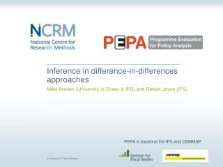 Inference in difference-in-differences approaches