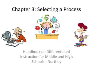 Chapter 3: Selecting a Process