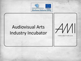 Audiovisual Arts Industry Incubator