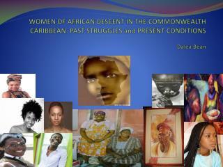 1  Anglophone Caribbean Demographics