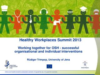 Healthy Workplaces Summit 2013