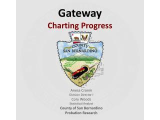 Gateway  Charting Progress