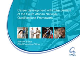 Career development within the context of the South African National Qualifications Framework