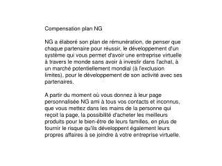 plan NG compensacion (Frances)