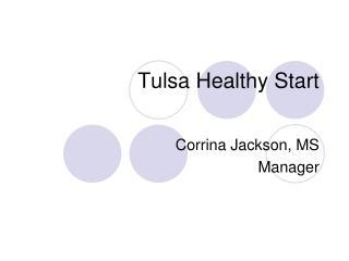 Tulsa Healthy Start