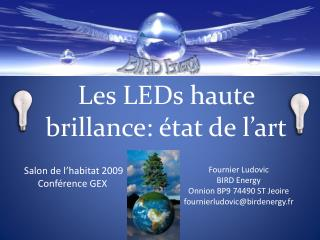 Fournier Ludovic  BIRD Energy Onnion BP9 74490 ST  Jeoire fournierludovic@birdenergy.fr