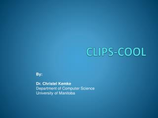 CLIPS-COOL