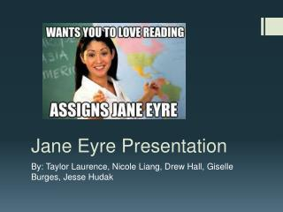Jane Eyre Presentation