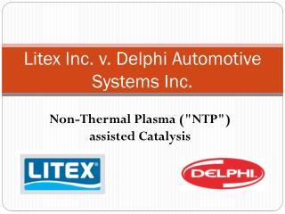 Litex Inc. v. Delphi Automotive Systems Inc.