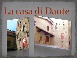 La casa di Dante