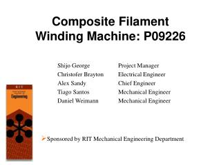 Composite Filament  Winding Machine: P09226
