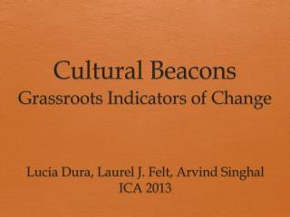 Cultural Beacons