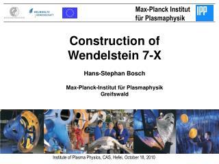 Max-Planck Institut für Plasmaphysik