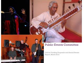 Public Events Committee