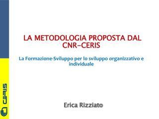 Erica  Rizziato