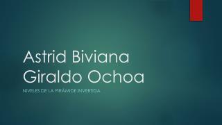 Astrid  Biviana  Giraldo Ochoa