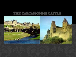 The Carcassonne Castle