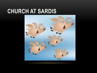 Church at Sardis