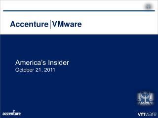 Accenture | VMware