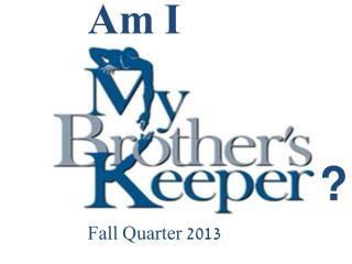 Fall Quarter 2013