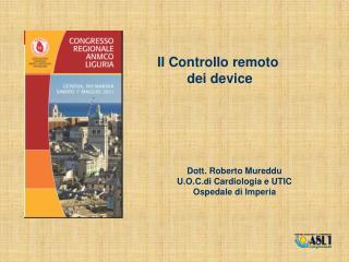 Il Controllo remoto  dei device
