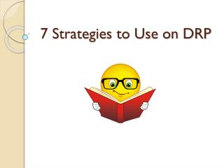 7 Strategies to Use on DRP